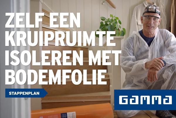 Gamma – Bodemfolie