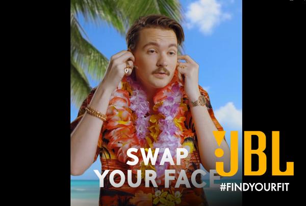 JBL #FindYourFit – Bram Krikke